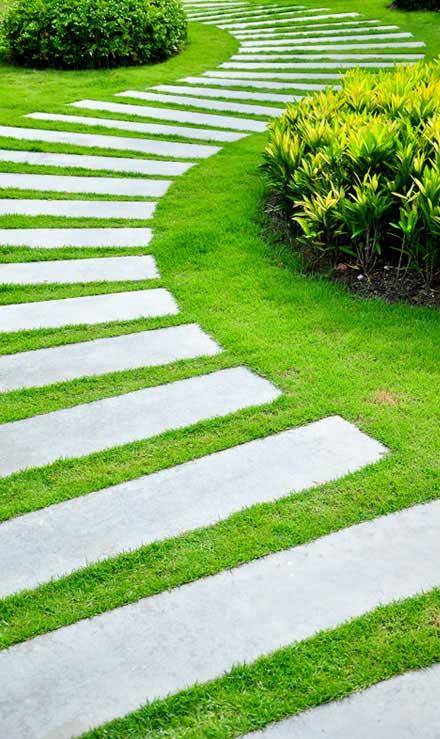 A A Green Landscaping LLC Landscape Construction